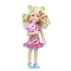 BARBIE® CHELSEA® Doll (Amusement Park Theme) - Shop.Mattel.com