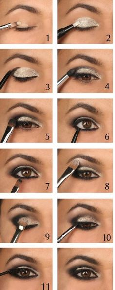 Eye makeup tutorial perfection - eye