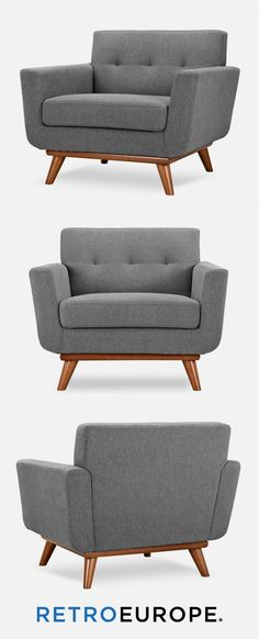 Mid Century Modern Armchair from RETRO EUROPE - The Spiers Collection