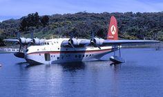 Ansett Short Sunderland 23 C Class Empire Flying Boat (VH-BRF)
