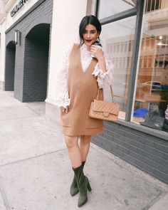 Shop the Look from Sazan Hendrix on ShopStyleHey fall 👋🏼 Nice to see you. It only took you until the end of October to. Maternity Fashion Dresses, Cute Maternity Outfits, Stylish Maternity, Maternity Wear, Pregnancy Looks, Early Pregnancy, Pregnancy Acne, Pregnancy Fitness, Funny Pregnancy