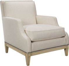 Monroe Chair from the Suzanne Kasler® collection by Hickory Chair Furniture Co.