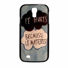 John Green Quotes The Fault In Our Stars Funny Samsung Galaxy S4 Case