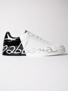 DOLCE & GABBANA Dolce & Gabbana Bicolor Dg Sneakers. #dolcegabbana #shoes #https: