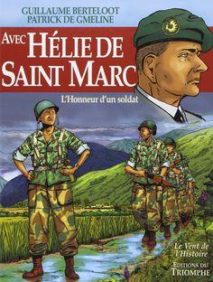 Amazon.fr - Avec Hélie de Saint-Marc - Guillaume Berteloot, Patrick de Gmeline - Livres