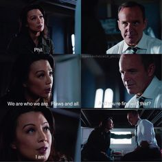 "228 Likes, 3 Comments - Mingaling Angela (@agentsofshield_philinda) on Instagram: ""━ → Agents of shield 4x11 ⌞ Wake Up ⌝ ━ Okay but they were so so close to kissing here. Like I want…"""