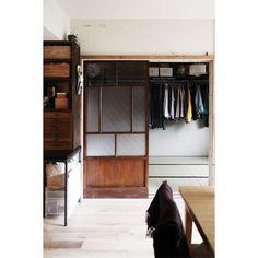 Door for wardrobe?