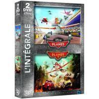 DVD PLANES + PLANES 2
