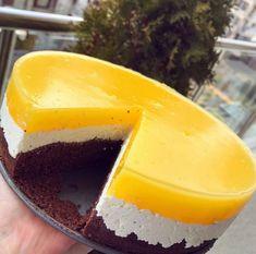 Nyomtasd ki a receptet egy kattintással Izu, Lactose Free, Cake Cookies, Sugar Free, Panna Cotta, Cheesecake, Clean Eating, Low Carb, Pudding