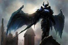 Sky Demon / Shadow Knight by Mac-tire