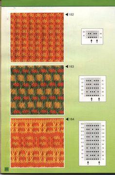 View album on Yandex. Slip Stitch Knitting, Knitting Stiches, Knitting Charts, Lace Knitting, Knitting Socks, Card Patterns, Mosaic Patterns, Stitch Patterns, Knitting Patterns