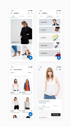 This is our daily android app design inspiration article for our loyal readers.Every day we are showcasing a android app design whether live on app stores or only designed as concept. Ecommerce Web Design, Web Ui Design, Web Design Company, Design Design, Design Ideas, App Design Inspiration, Apps, Conception D'applications, Ui Design Mobile