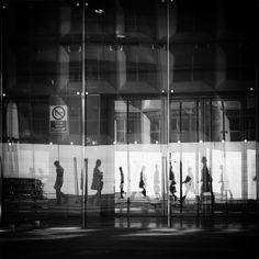 'Shadows of ourselves'  Silhouettes Series  Photograph  2008