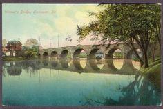 Lancaster-PA-1910-Witmer's Bridge-Postcard | eBay