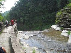 hiking in ithaca, ny