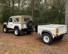 Nice matching Rover Tventuring setup. Photo/Trailer by Steve Henry Compact, Monster Trucks, Camping, Cars, Nice, Vehicles, Campsite, Rolling Stock, Autos