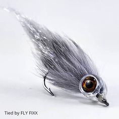 Tie weightless streamers that suspend in the water column. Best of Show – Fly Tying Materials: 2013 International Fly Tackle Dealer Show Best Tying Material: 2014 Outdoor Canada New Fly Fishing Gear A