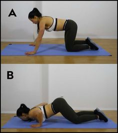 3 Full Body Workouts For Women at Home (No Equipment) - Femniqe