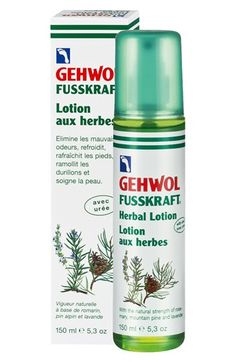 GEHWOL® FUSSKRAFT® Herbal Lotion available at #Nordstrom