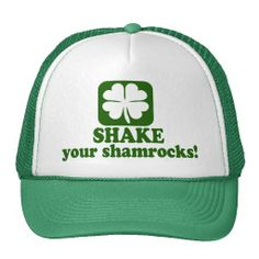 >>>This Deals          Shake Your Shamrocks Trucker Hat           Shake Your Shamrocks Trucker Hat Yes I can say you are on right site we just collected best shopping store that haveHow to          Shake Your Shamrocks Trucker Hat Here a great deal...Cleck See More >>> http://www.zazzle.com/shake_your_shamrocks_trucker_hat-148295284624332670?rf=238627982471231924&zbar=1&tc=terrest
