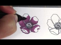 Blendabilities Coloring Techniques - YouTube Stampin' Up!