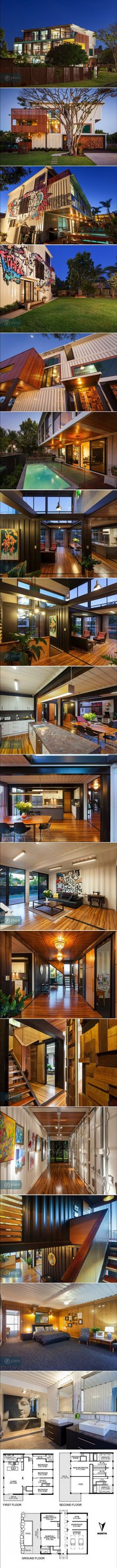 31 Shipping Container Home by ZieglerBuild | HomeDSGN