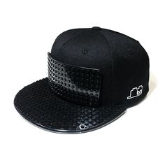 Brick Brick Omega hats, plates and brims are compatible with Lego® and most toy bricks. All Omega hats include front plates and brims. Front plates and brims are interchangeable to different colors. Available in youth & adult sizes.