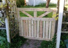 easy pallet gate