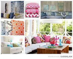 salas primaverales ideas+diseño MARIANGEL COGHLAN