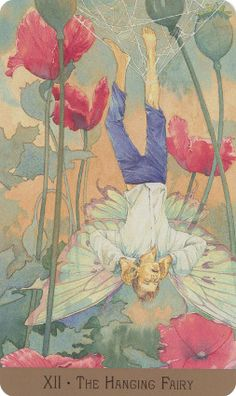 Victorian Fairy Tarot, by Lunaea Weatherstone and Gary A. Lippincott. Beautiful art.