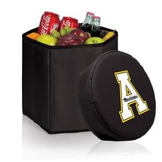 Appalachian State Collapsible Cooler Durable 12 Quart Cooler