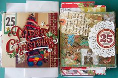 December Daily 2012 - Day 25 - Full 1 by tracireeddesigns, via Flickr
