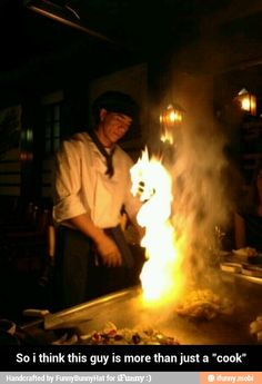 ya ... I think he would be more like what you would call a Firebender.