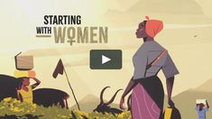 """This is """"Starting With Women"""" by Dirk Jan Haarsma on Vimeo, the home for high quality videos and the people who love them."""