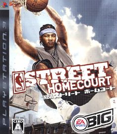 NBA Street Homecourt Japan Import >>> Check this awesome product by going to the link at the image. Note:It is Affiliate Link to Amazon. Ea Sports, Sports Games, Ps3, Playstation, Video Game Companies, Latest Video Games, Game Google, Nba Stars, Xbox 360 Games