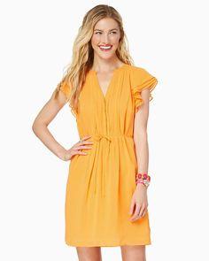 Fancy Flounce Dress - $29.00