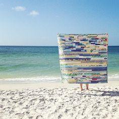 Heidi Parkes @heidi.parkes Instagram photos | Websta Quilt, made by Heidi Parkes. Naples, Florida.