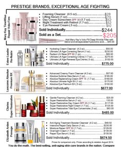 Mary Kay vs leading skin care  One of Mary Kay's #1 selling products, because it works!! Timewise repair <3 And you won't even pay that when you purchase through me! Facebook.com/ErinFeislerAtMaryKay