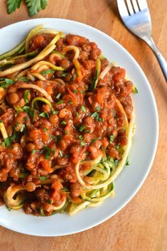 Lentil Ragu | Every Last Bite