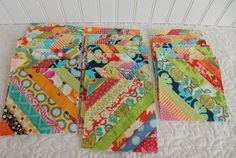 More String Quilt Blocks