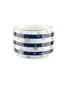 Chanel #nautical bracelet