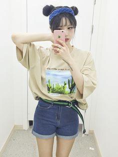 #korean, #fashion, #ootd, #spring, #summer