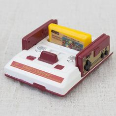 Nintendo Game Machine Miniature Figure Family Computer Famicom HVC-001 NES JAPAN