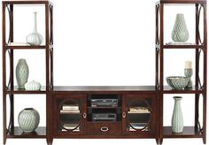 Shop for a Westfield 3 Pc Wall Unit at Rooms To Go. Find Wall Units that will look great in your home and complement the rest of your furniture.