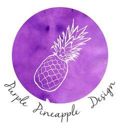Salto Alto: Passatempo Purple Pineapple