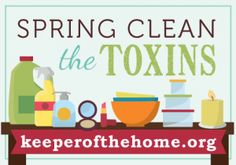 10 very easy switches to rid home of toxins