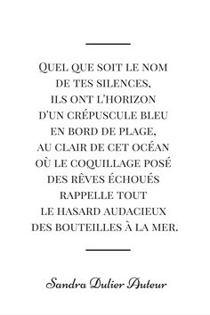Citations Plage sur Pinterest | Citations Sur L'océan, Citations De ...