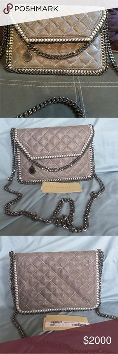 Stella McCartney Bag Showing only..new with tags Stella McCartney Bags Crossbody Bags