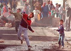 Palestine: Part 26 - The First Intifada