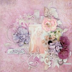 TSC Project by DT member Trudi Harrison featuring One Moment In Time collection.